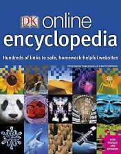 Online Encyclopedia by DK Publishing Homework help(Dorling Kindersley) Softback
