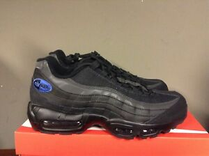 low priced 499ce e5eb9 Image is loading Men-039-s-NIKE-AIR-MAX-95-BLACK-