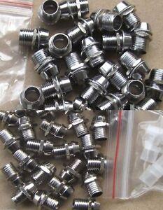 50pcs-3mm-5mm-Chrome-Metal-LED-Bezel-Holder-Panel-Display-plastic