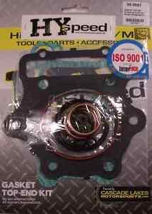 HYspeed-Top-End-Head-Gasket-Kit-Honda-ATC350X-85-86-TRX350-Foreman-4x4-86-89