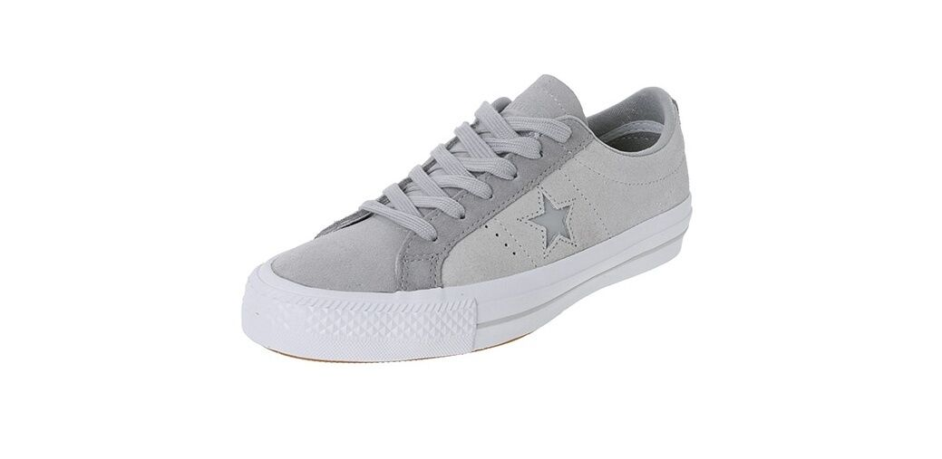 VINTAGE CONVERSE ONE STAR PRO Gris 151407C SUEDE Homme Chaussures SNEAKERS