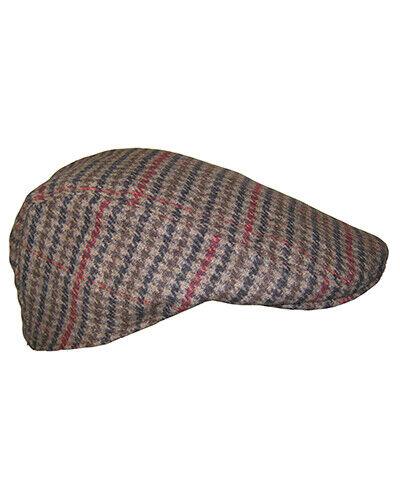 Men/'s Tweed Caps-Hoggs Di Fife-varie dimensioni e colore/'S
