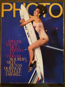 PHOTO-n-193-French-Oct-1983-Doisneau-Bourdin-Sieff-Eli-Reed-Weegee-Sid-Avery