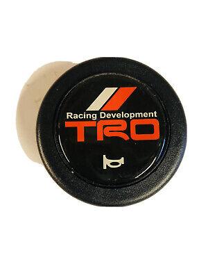 New 55 mm Steering Wheel Horn Button Universal Race Rally Drift ABS Street