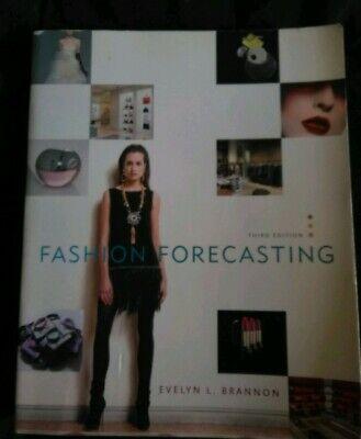 Fashion Forecasting 3rd Edition By Brannon Evelyn L 9781563678202 Ebay