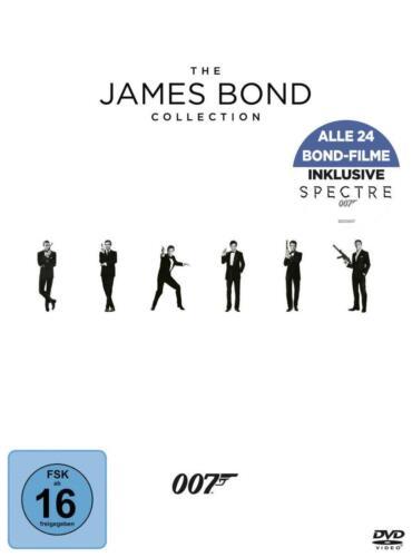 1 von 1 - << The James Bond  Collection [24 DVDs] DVD >>
