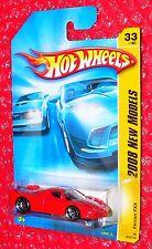 2008 Hot Wheels  New Models  Ferrari FXX #33 L9948-0918E