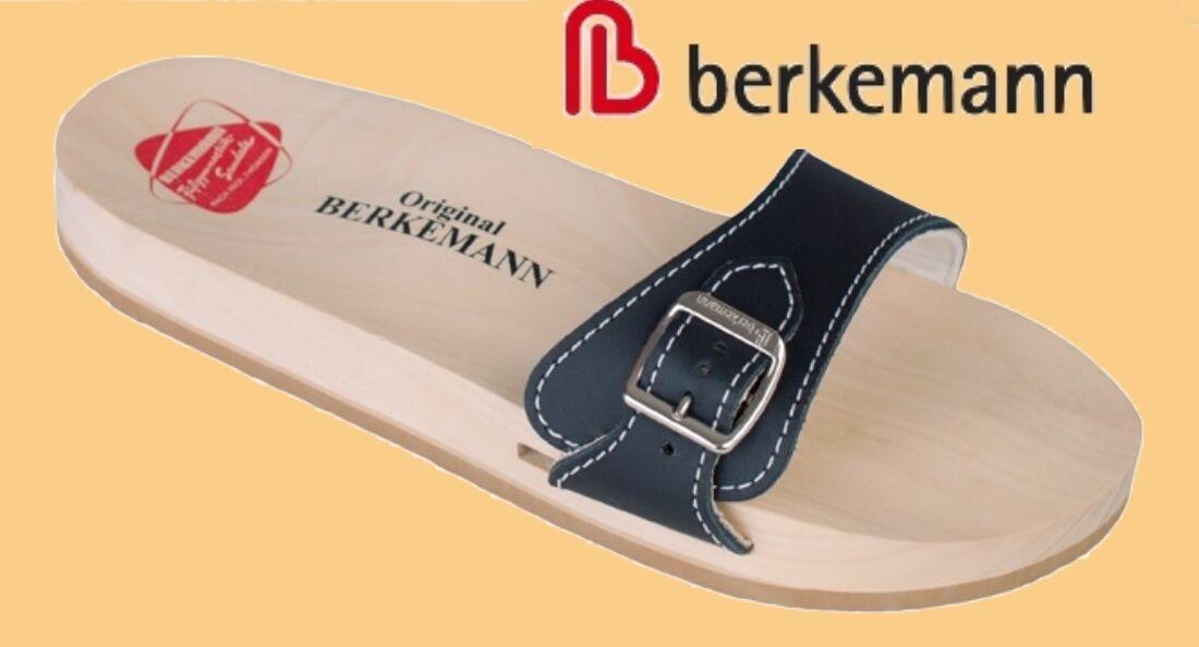 Pantoletten Holz Sandalen Hausschuhe 3,5 Pantoffeln Berkemann Damen Herren 3,5 Hausschuhe -10,5 a1380d
