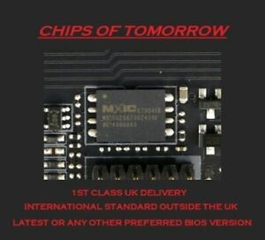 Bios EFI Firmware Chip for MacBook Pro 13 inch A1706 Mid 2017 820-00923 EMC 3163
