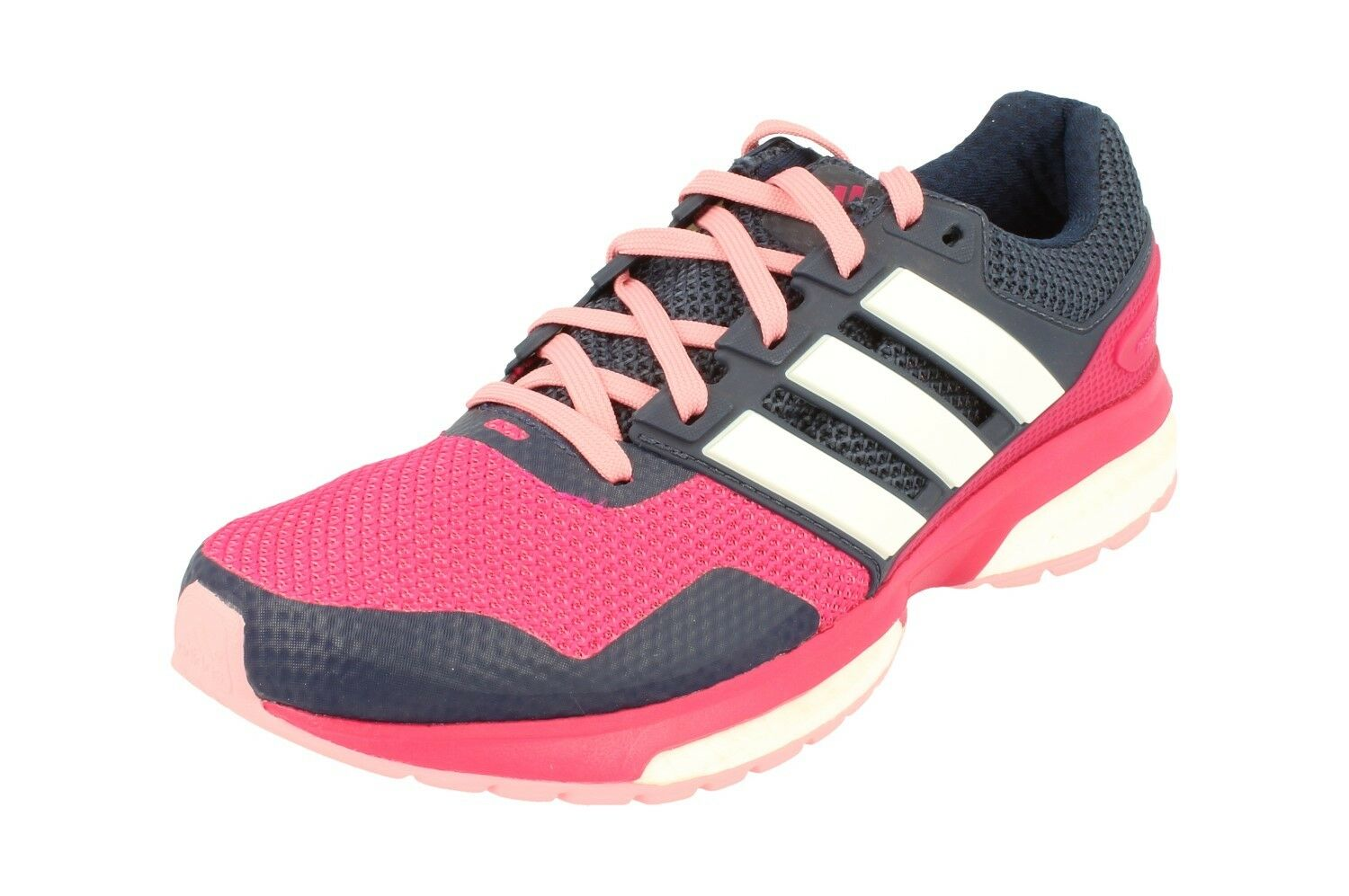 Adidas Response Boost 2 Womens Running Trainers Sneakers  B33498