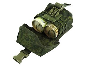 Pouch sniper Case molle pals PAINTBALL tactical airsoft bag magazine pixel
