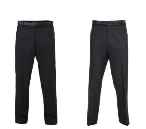 255 KAM Mens Easy Care Formal Trousers