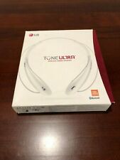 cc184c74a6e item 7 LG Tone Ultra HBS-800 Wireless Stereo Headset - White -LG Tone Ultra  HBS-800 Wireless Stereo Headset - White