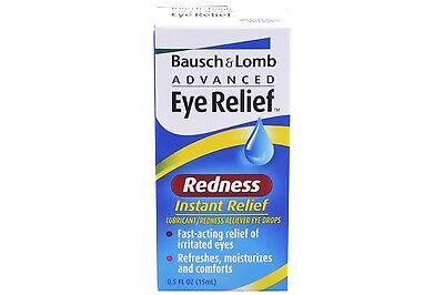 Advanced Eye Relief Redness Instant Relief  Eye Drops (.5 fl oz)