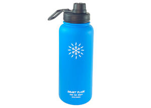 Smart-Flask-Stainless-Steel-Vacuum-Insulated-Water-Bottle-Sport-LId-32oz