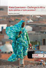 Water Governance - Challenges in Africa: Hydro-Optimism or Hydro-Pessimism? by Peter Lang AG, Internationaler Verlag der Wissenschaften (Paperback, 2012)