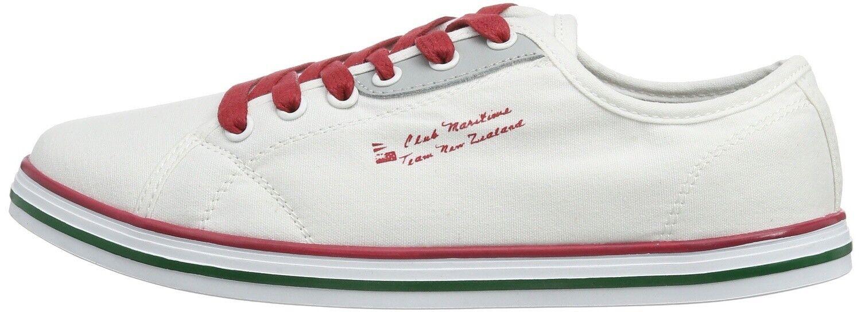 102185-1588 Northland Professional scarpe da ginnastica CANVAS BIANCO EUR 36 | Di Nuovi Prodotti 2019  | Uomini/Donna Scarpa