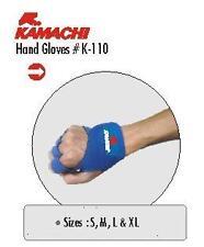 Kamachi Gym Gloves Padded For Weight Lifting Exercise Size: Medium