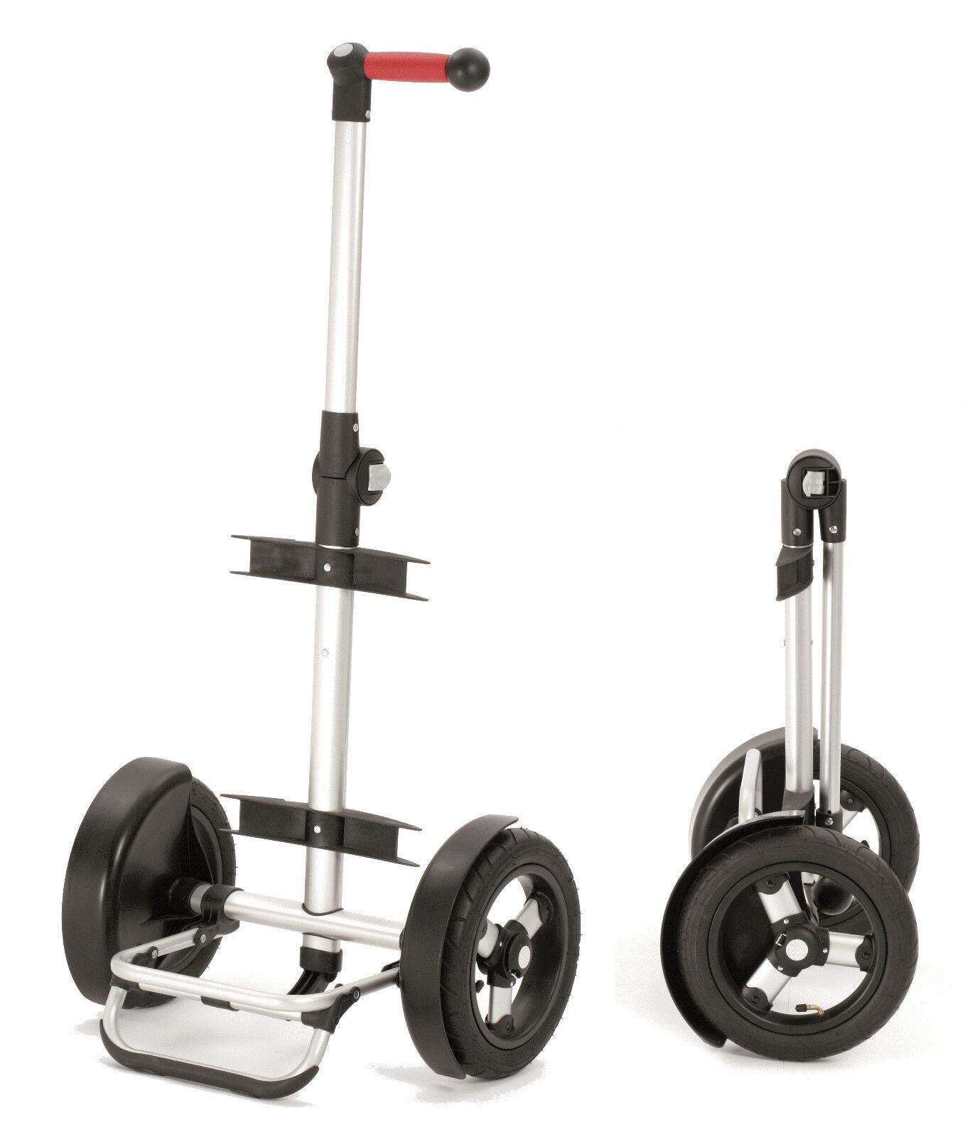 Andersen tura Shopper bastidor plegable 29-cm-rad remolque de bicicleta compra trolley