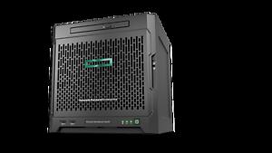 HPE-MicroServer-G10-GEN10-AMD-Opteron-X3216-8GB-4-Bay-3-5-034-No-HDD-NAS-Server