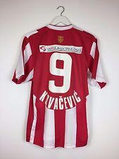 Red Star Belgrado Kovacevic #9 07/08 Hogar Camiseta de fútbol (M) fútbol Jersey Nike
