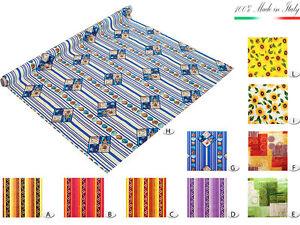 Tischdecke kochen angepasst meter rollen stoff harz antiflecken weich ebay - L ei weich kochen ...