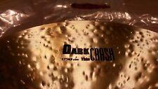 "Zildjian 17"" K Dark Thin crash"