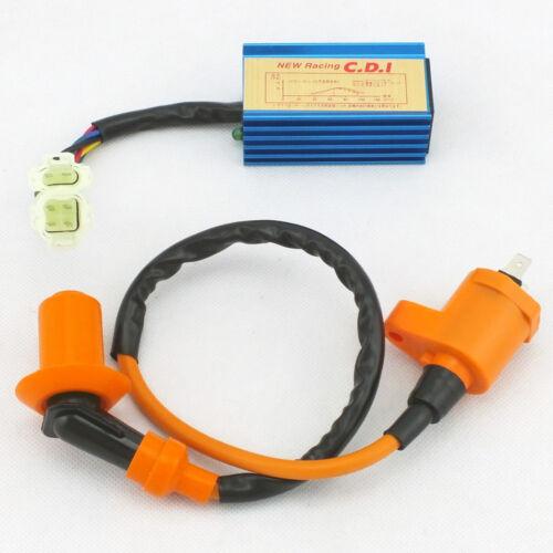 Racing Ignition Coil CDI For Honda XR50 XR70 XR80 XR100 CRF50 CRF70 CRF80 CRF100