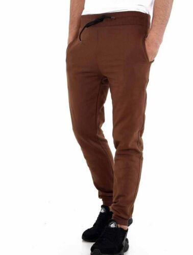 Kids Boys Girls Joggers Jogging Pants Trackie Bottom Fleece Casual Trouser 2-14Y