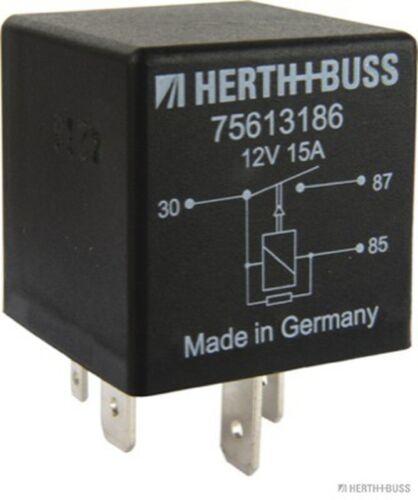 Relais pompe à Carburant HERTH BUSS ELPARTS 75613186