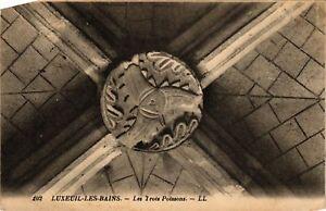 CPA-Luxeuil-les-Bains-Les-Trois-Poissons-636302