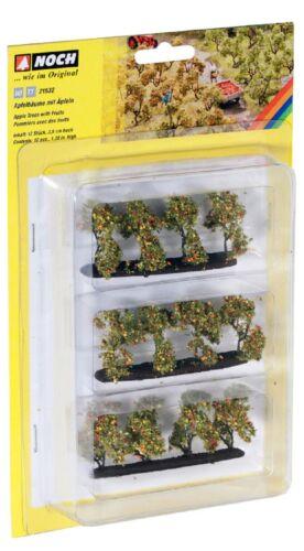 plantations arbres avec des pommes-NEUF dans neuf dans sa boîte Encore 21532-h0//tt