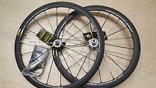 Mavic Ksyrium pro exalith road racing bike bicycle wheelset 700C 10/11 speed NE