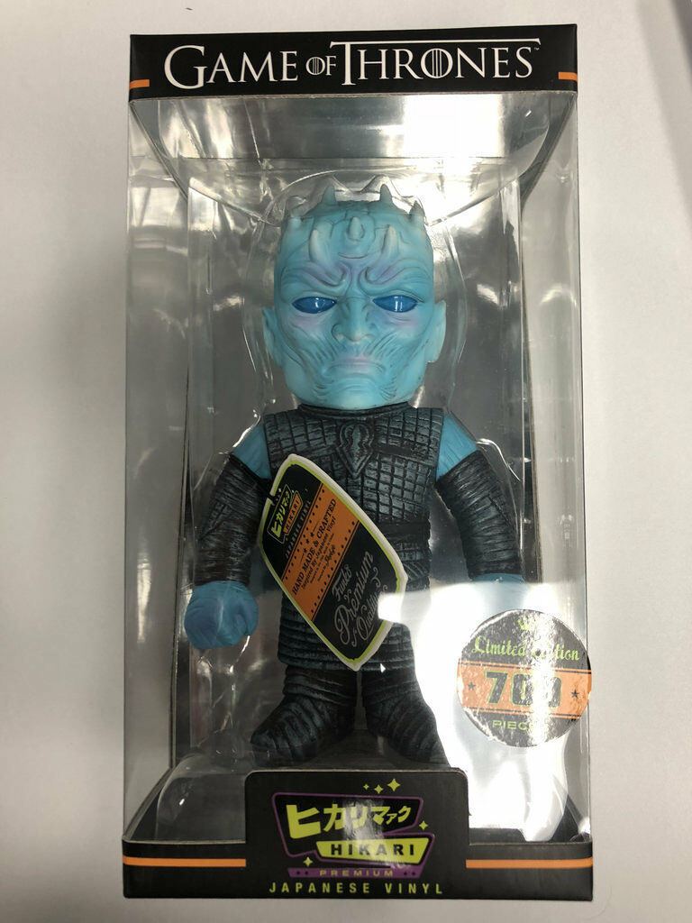 Classic Night King from Hikari Sofubi Figure from King Game of Thrones 087ad5