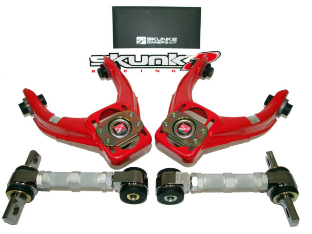 Skunk2 Pro Alignment Camber Kits 96-00 Honda Civic & Si (Front+Rear)
