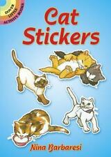 Dover Little Activity Books Stickers: Cat Stickers by Nina Barbaresi (1991, Paperback)