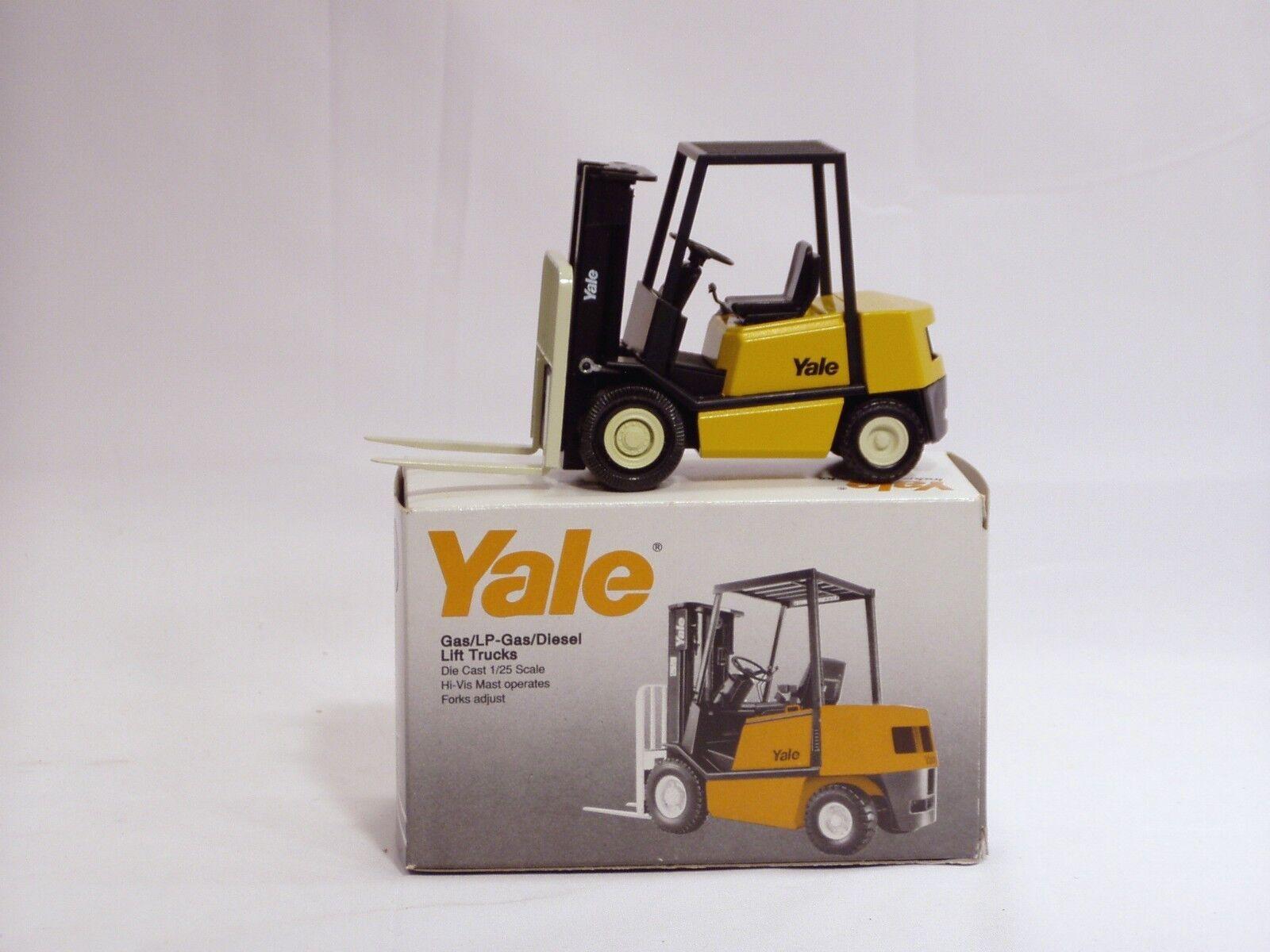 Yale Chariot élévateur - 1 25 - Conrad  2998 - Comme neuf IN BOX