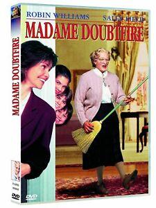 DVD-Madame-Doubtfire-Robin-Williams-NEUF