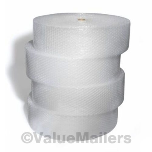 Large Bubble Roll 1//2 x 125 ft x 12 Inch Bubble Large Bubbles Perforated Wrap