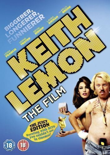 KEITH LEMON THE FILM LEIGH FRANCIS KEVIN BISHOP KELLY BROOK LIONSGATE UK DVD NEW