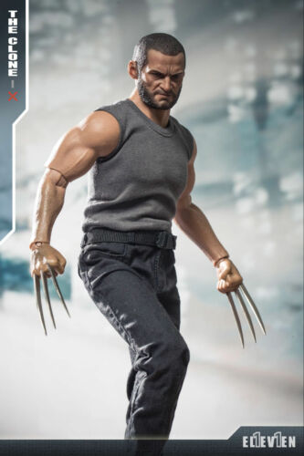*IN-STOCK* 1//6 Eleven Logan X24 Figure set Toys Hot Wolverine Action Clone X-24