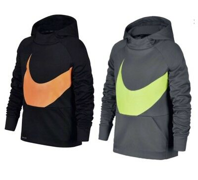 NWT$45 BOY/'S NIKE THERMA FLEECE GFX PULLOVER HOODIE S-XL 899628