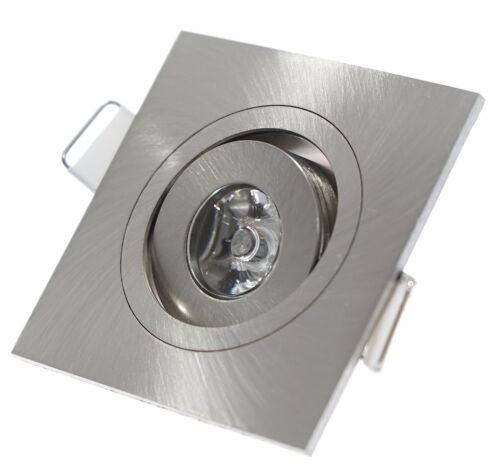 Vorschaltgerät Schwenkbare Deckenstrahler Mini-LED Lichtpunkt 3W=30W 230V inkl