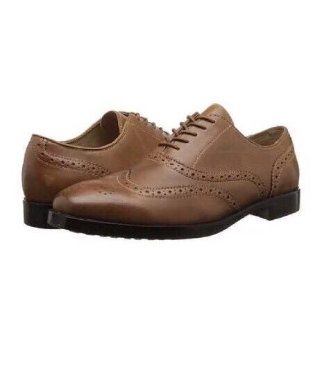 Scarpe casual da uomo  Polo Ralph Lauren Damoin casual dressing leather shoes Polo tan size 8.5 D