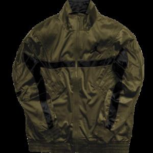 e6e651ecee582f Jordan Sportswear AJ 5 Satin Jacket New Men s Olive Green Black 2018 ...