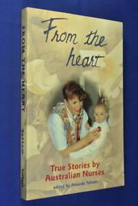 FROM-THE-HEART-Amanda-Tattam-AUSTRALIAN-NURSE-amp-NURSING-STORIES-book-hospital