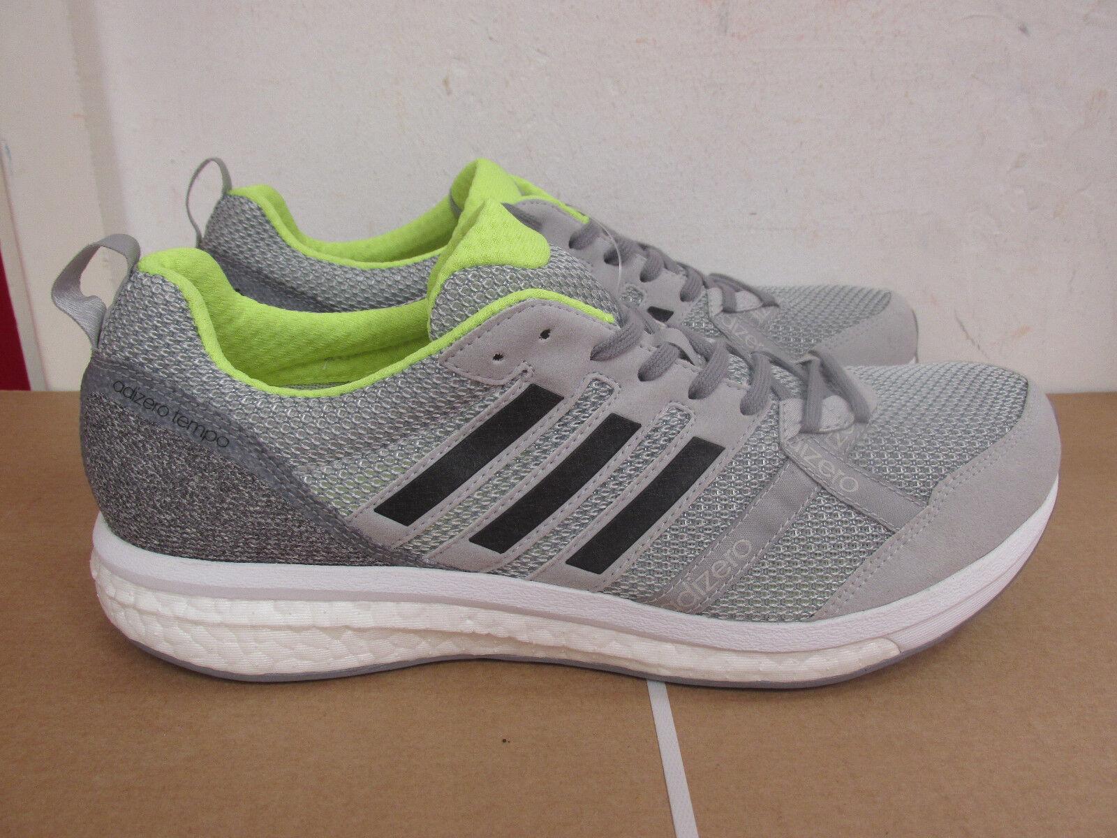 Adidas Adizero Tempo 8 BA8237 Sneaker Uomo Scarpe da ginnastica CAMPIONE Scarpe classiche da uomo