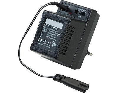 3-12 V // 800mA OVP HOBBY DRILL: Stecker Netzteil NEU 0230
