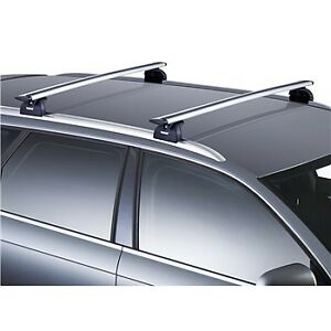 Bmw Roof Rack Set To Suit All X5 E70 Genuine Bmw