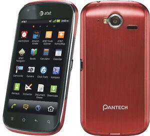 new pantech burst p9070 4g 16gb at t unlocked gsm android smartphone rh ebay com Pantech Burst Troubleshooting AT&T Pantech Burst User Manual